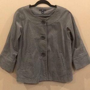 Size 12 Gap 3/4 sleeve jacket.